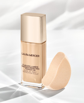 bottle of laura mercier flawless fusion ultra longwear foundation